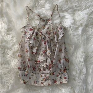 GUESS: Floral Cami - Size XS